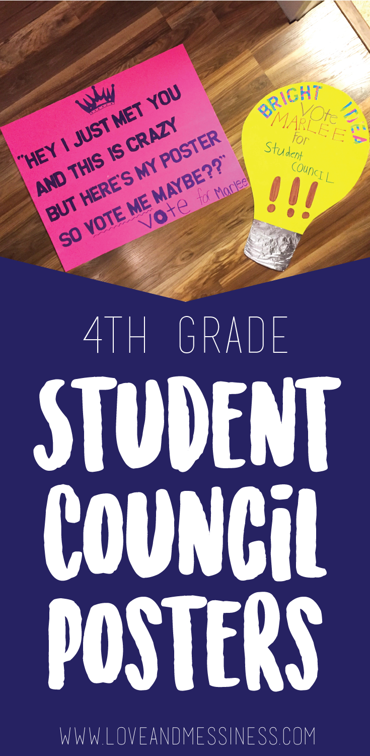 Vote For Me Posters Student Council | www.pixshark.com ...